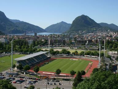 Cornèr Arena Pista Ghiaccio Resega Ticinoch