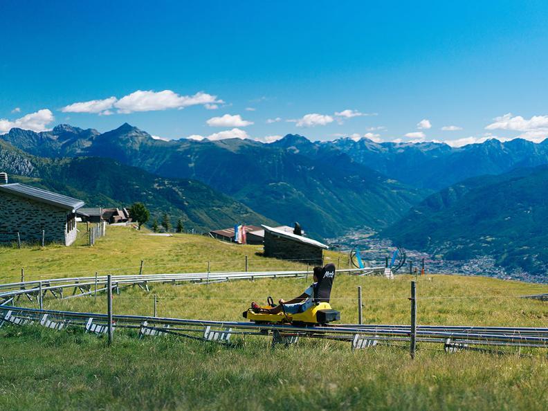 Image 7 - Télécabine Monte Tamaro