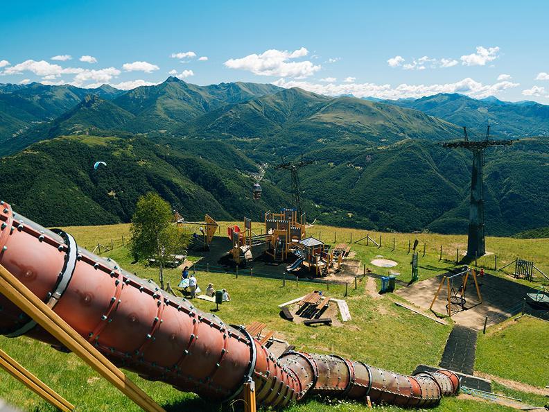 Image 10 - Télécabine Monte Tamaro