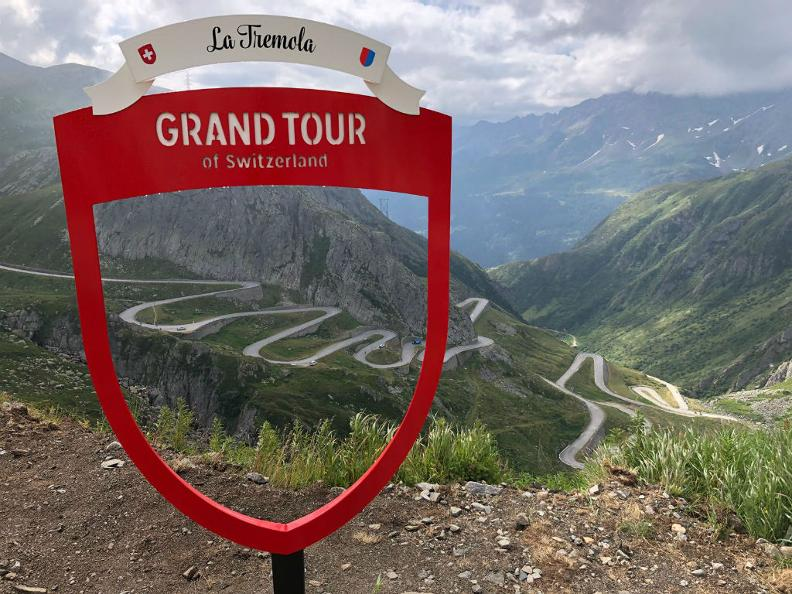 Image 1 - The Grand Tour Snack-Box