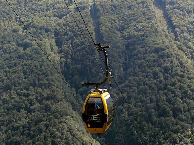 Image 1 - Téléphérique Verdasio-Monte  Comino
