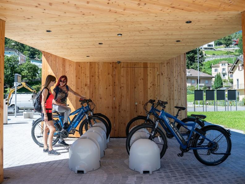 Image 0 - E-bike sharing - Valle di Blenio e Biasca