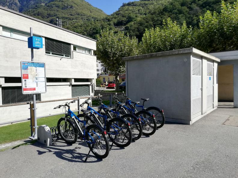 Image 1 - E-bike sharing - Valle di Blenio et Biasca