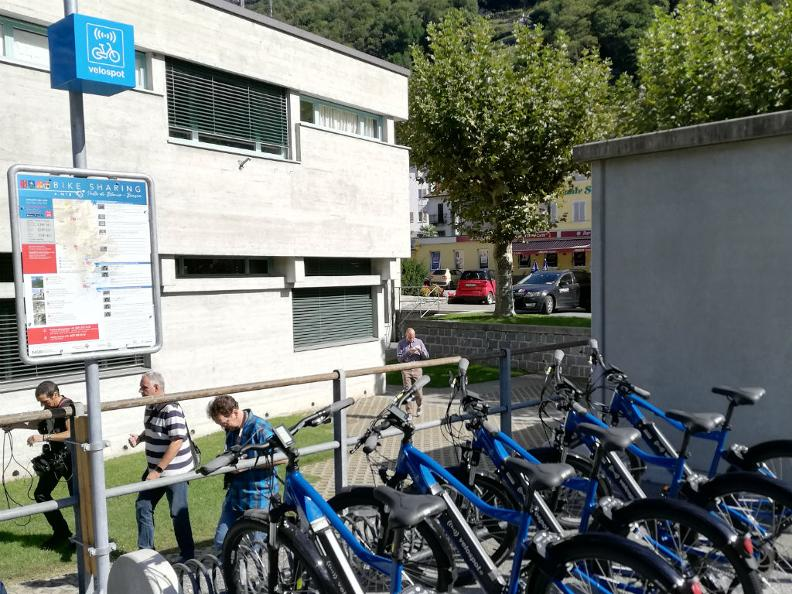 Image 2 - E-bike sharing - Valle di Blenio et Biasca