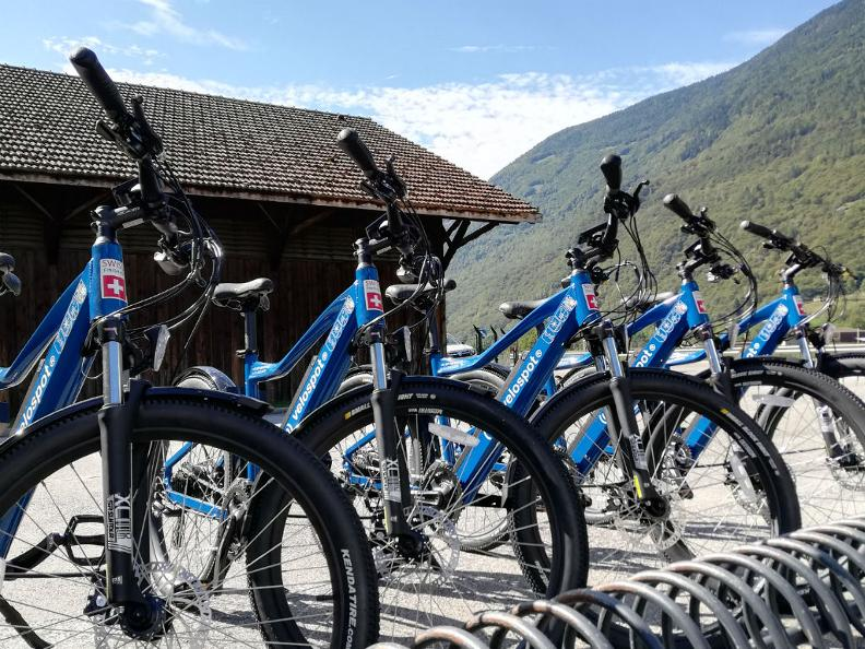 Image 0 - E-bike sharing - Valle di Blenio et Biasca