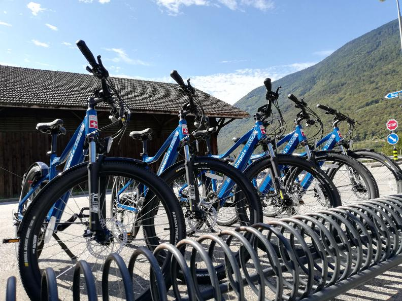 Image 3 - E-bike sharing - Valle di Blenio et Biasca