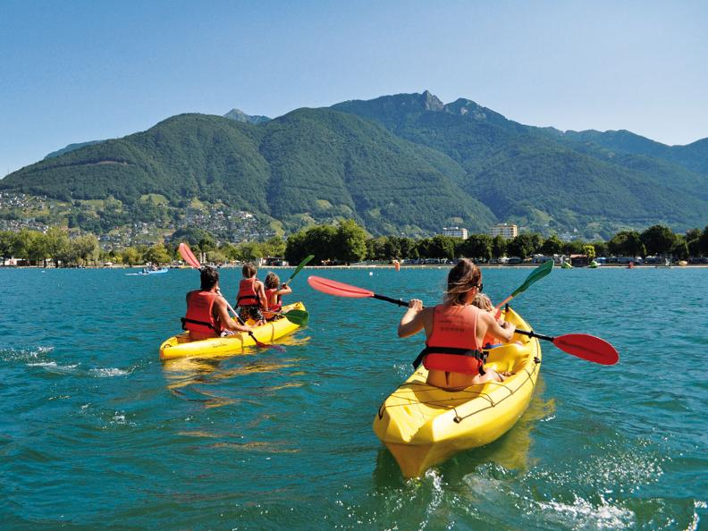 Image 3 - Water sports at Lake Maggiore