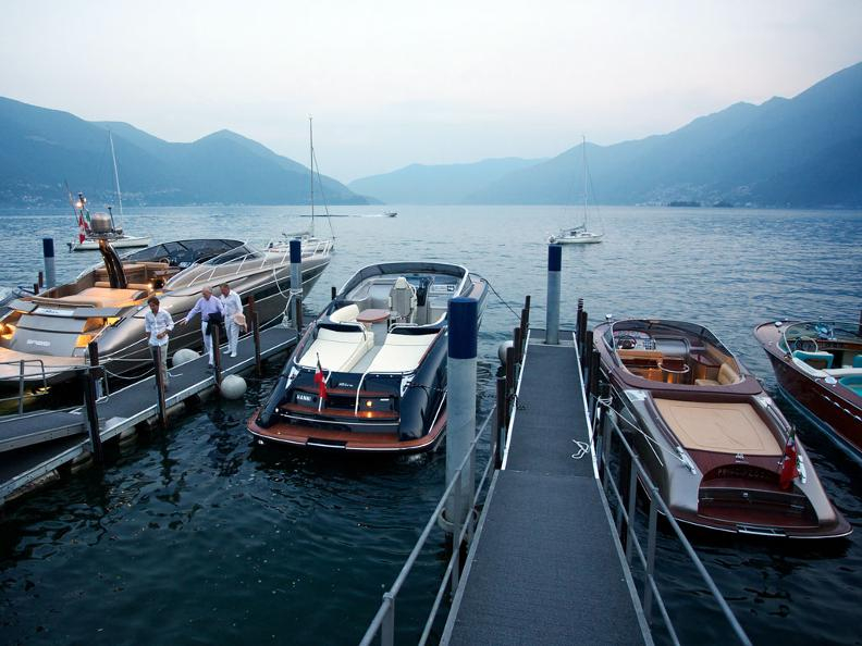 Image 0 - Navigation permission for private boats on Lake Maggiore