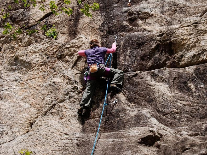 Image 5 - Vertical emotions - Klettern im Tessin