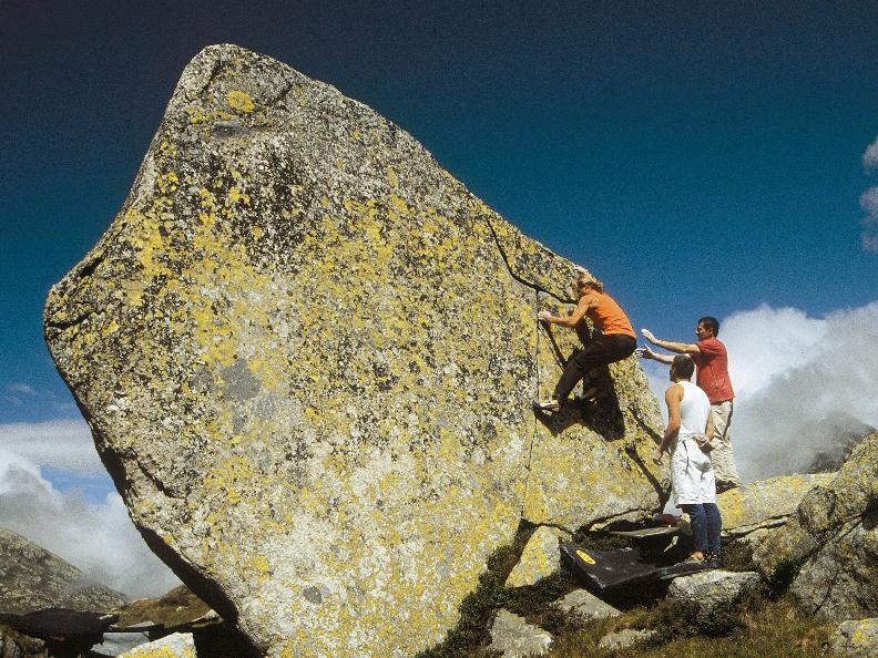 Image 6 - Vertical emotions - Klettern im Tessin