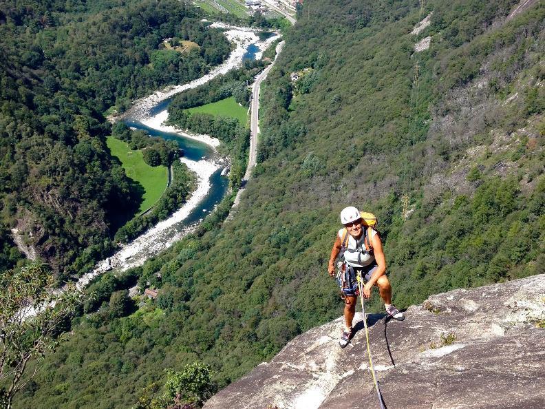 Image 4 - Vertical emotions - Klettern im Tessin