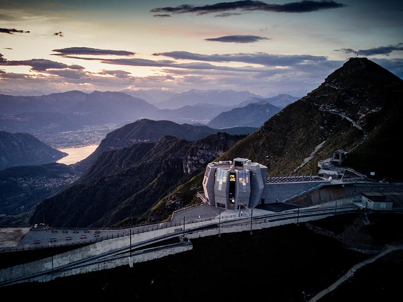 Image 2 - Die Bahn des Monte Generoso