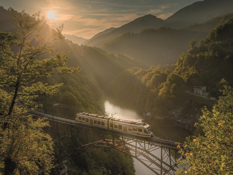 Image 0 - Ferrovia Vigezzina Centovalli