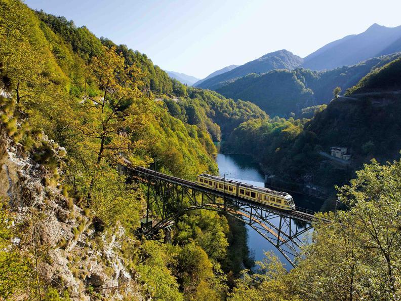 Image 1 - Ferrovie Autolinee Regionali Ticinesi FART SA