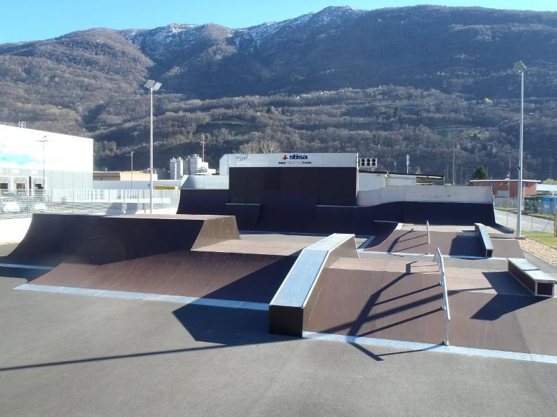 Image 1 - Freestyle Park of Cadenazzo