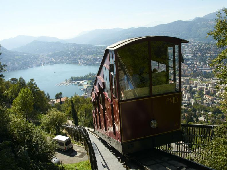 Image 4 - Funiculars & Cable Cars