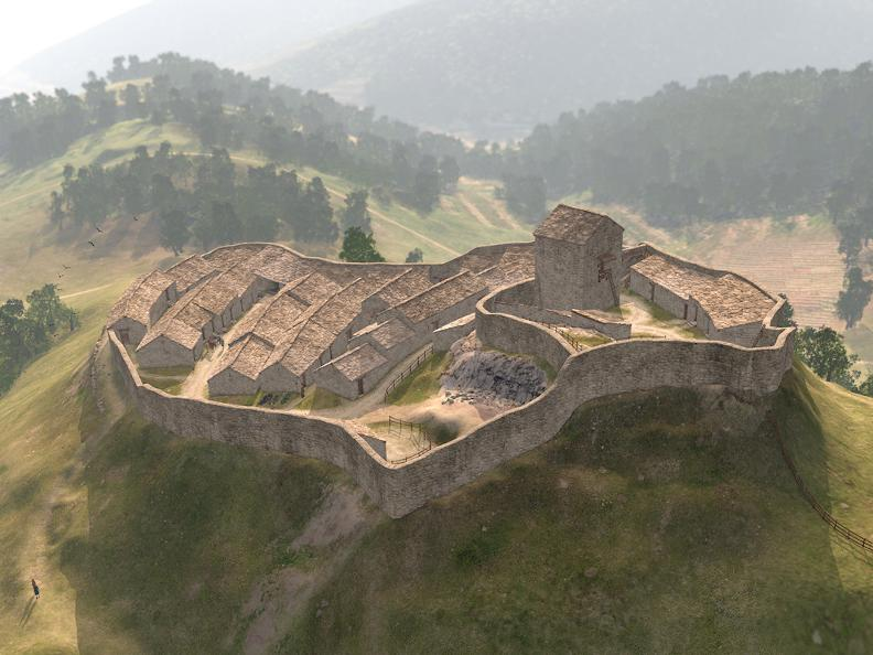 Image 5 - Parco archeologico a Tremona – Castello