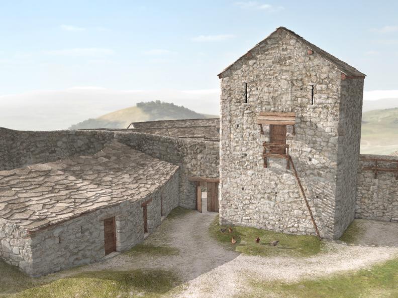 Image 6 - Parco archeologico a Tremona – Castello