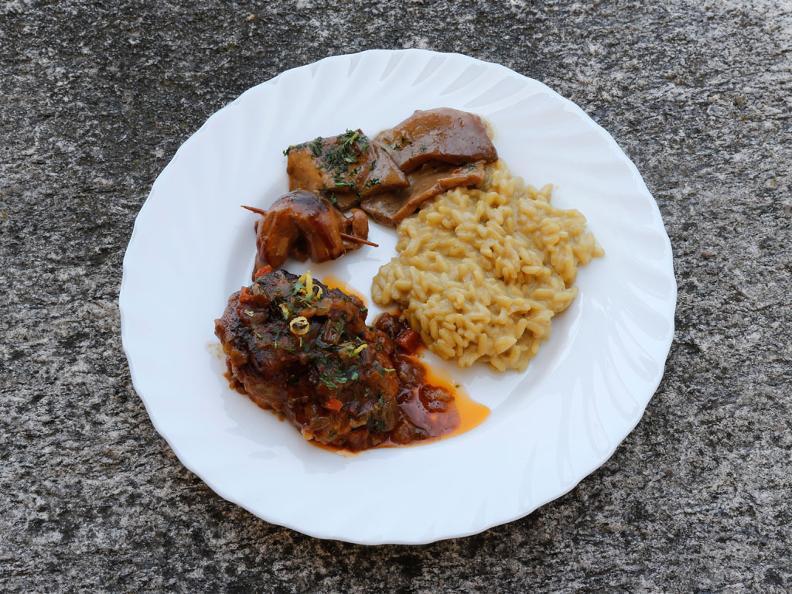 Image 0 - Kochvergnügen mit lokalen Zutaten