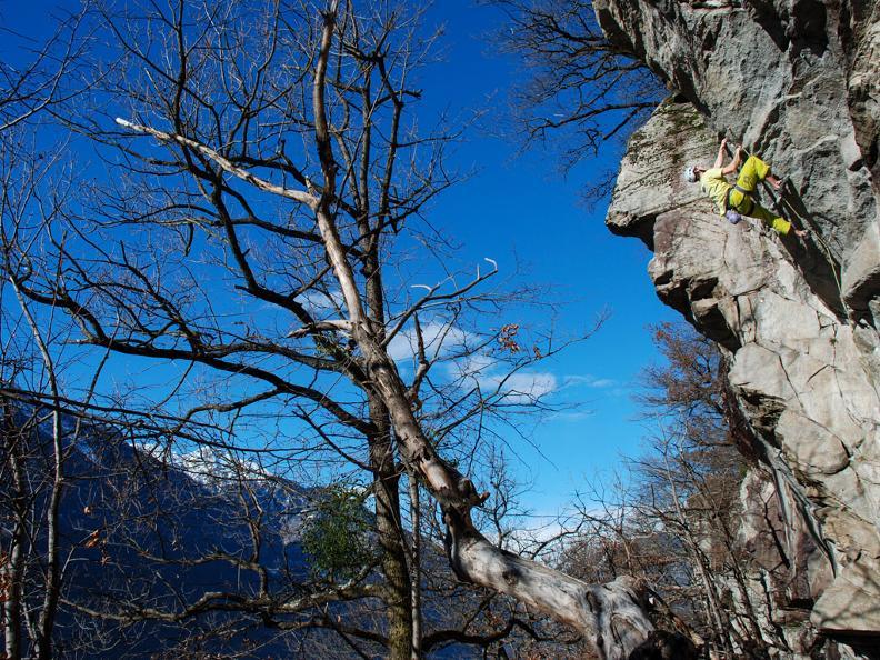 Image 0 - Rock Climbing in Ticino