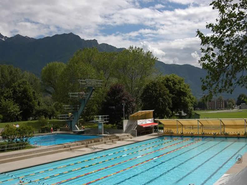 Image 5 - Public Swimming Pools, Bellinzona