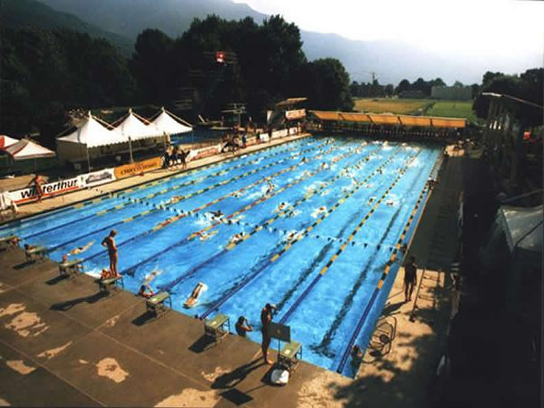 Image 1 - Public Swimming Pools, Bellinzona