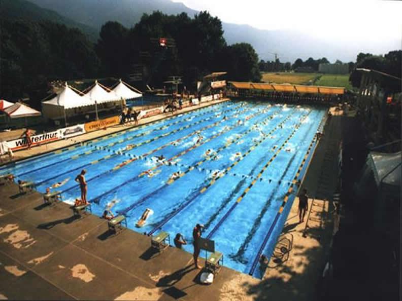 Public Swimming Pools, Bellinzona - Ticino.ch