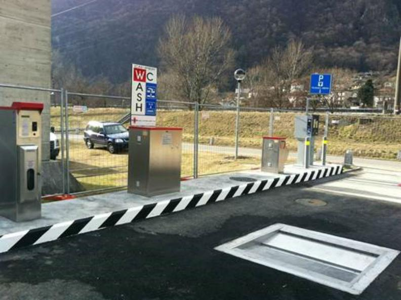 Image 3 - Parking area for campers Bellinzona
