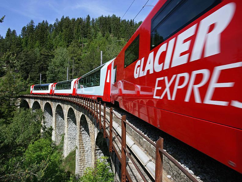 Image 0 - Glacier Express