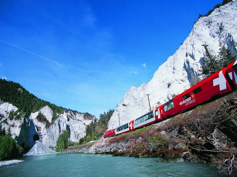Image 1 - Glacier Express