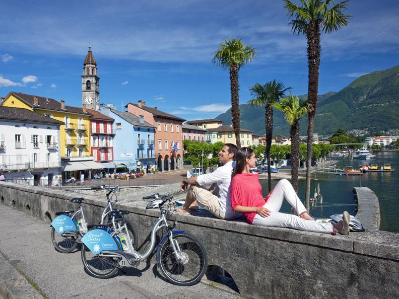Image 0 - E-bike Maggiore & E-bike Park Ticino