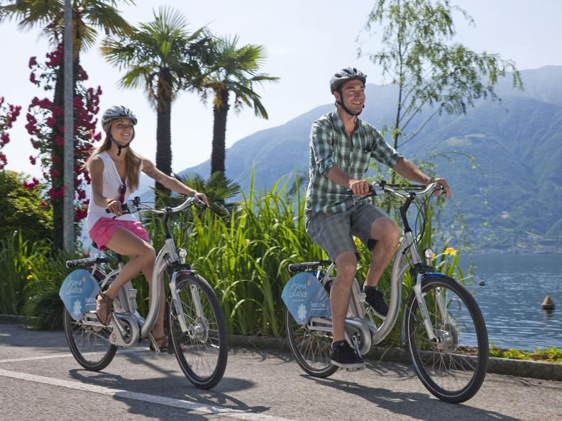 Image 1 - E-bike Maggiore & E-bike Park Ticino