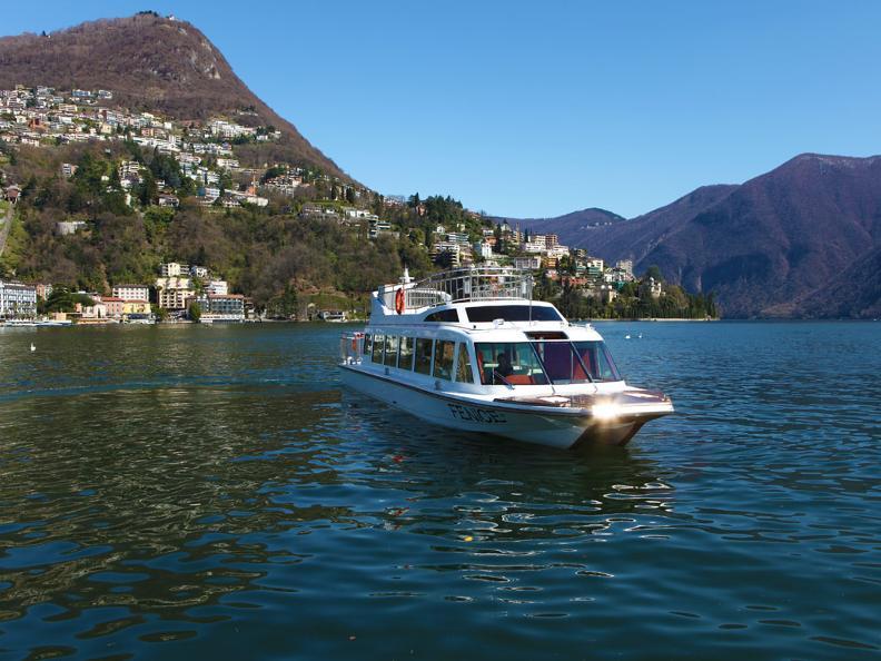 Image 0 - Motoscafi Riuniti Lugano