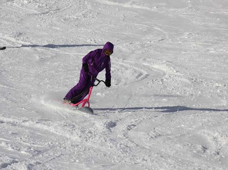 Image 0 - Snowscoot: sport di tendenza sulle nevi
