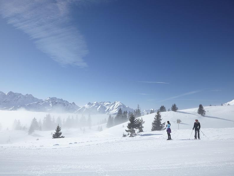 Image 2 - Snowshoe trail Carì – Prodör – Predelp – Carì