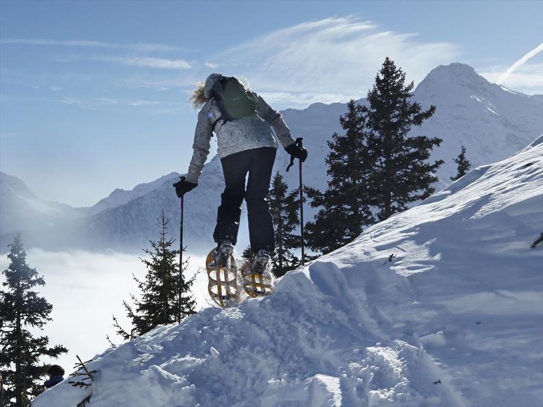 Image 3 - Itinéraire en raquettes de neige Carì – Prodör – Predelp – Carì