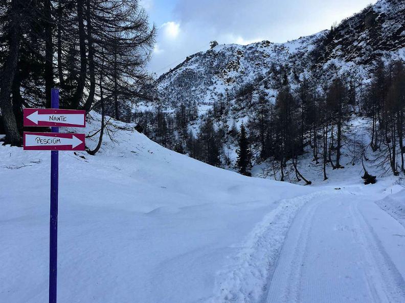 Image 1 - Sentiers de raquettes à neige Airolo-Pesciüm