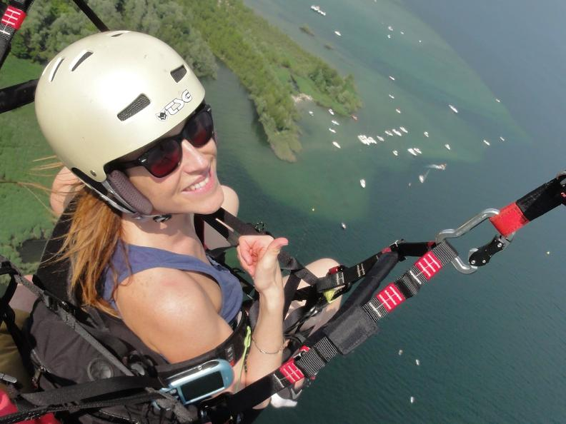 Image 6 - Mountaingliders, tandem paragliding in Ticino