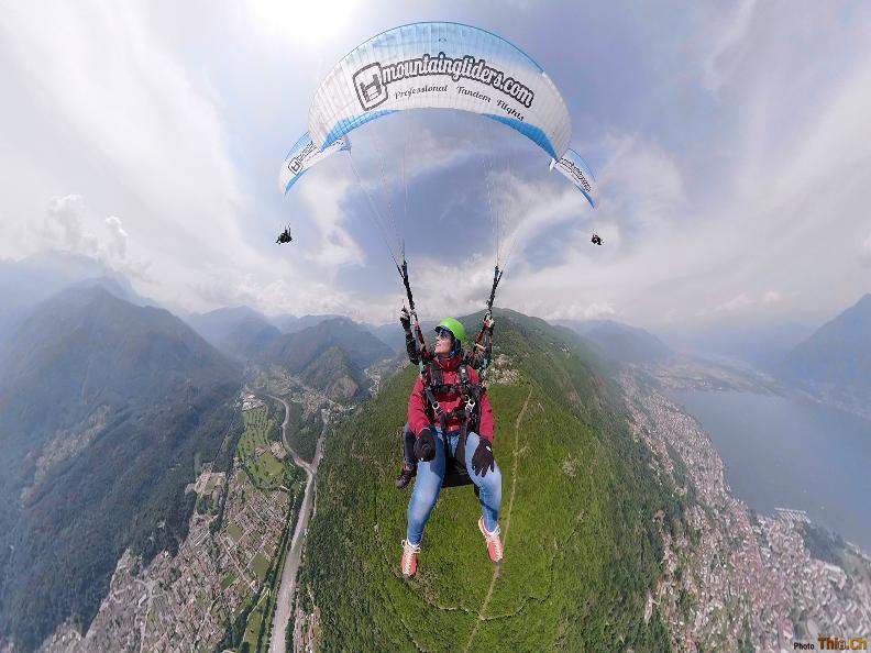 Image 0 - Mountaingliders - Voli in parapendio biposto con piloti professionisti