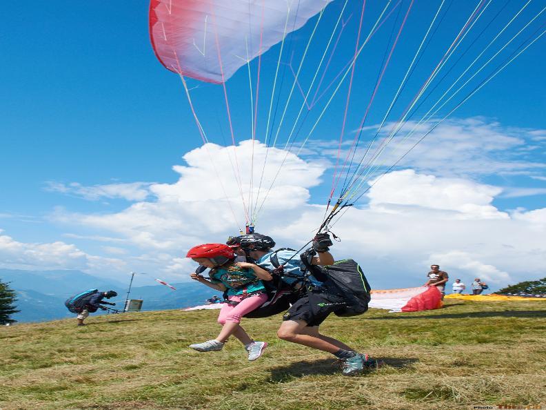 Image 3 - Mountaingliders - Voli in parapendio biposto con piloti professionisti