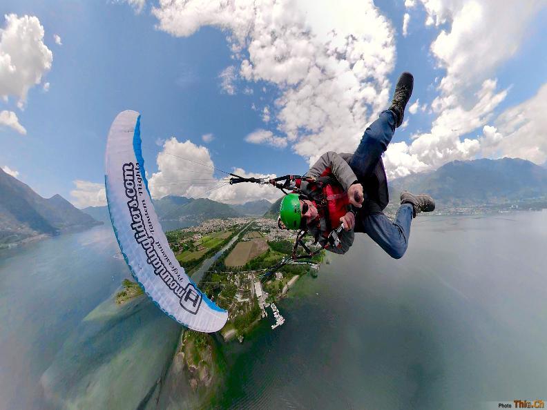 Image 1 - Mountaingliders - Voli in parapendio biposto con piloti professionisti