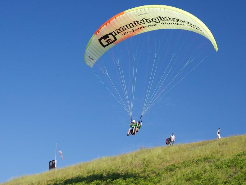 Image 4 - Mountaingliders, tandem paragliding in Ticino