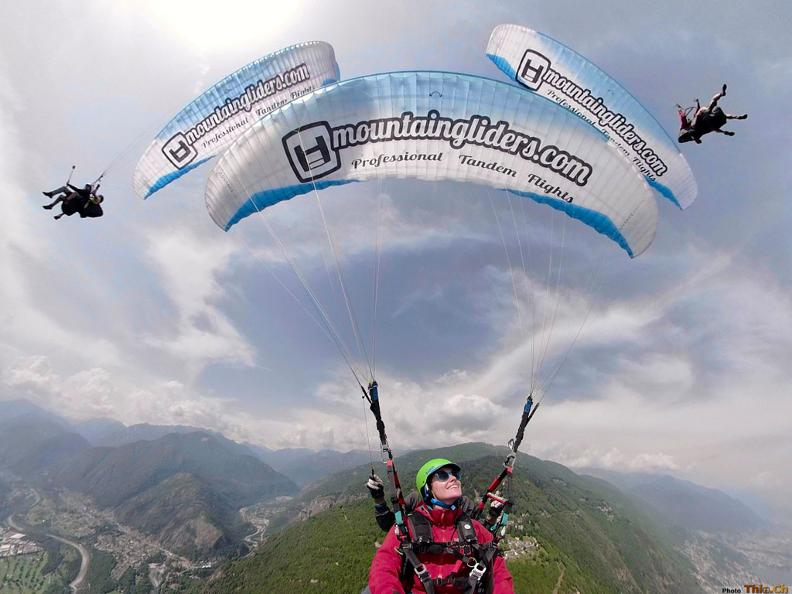 Image 8 - Mountaingliders - Paragliding Flights with Professional Tandem Pilots