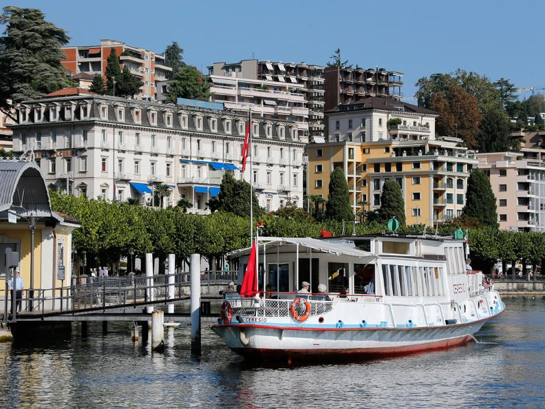 Image 0 - The Lugano Lake and its treasures
