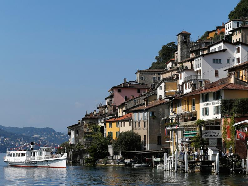 Image 1 - The Lugano Lake and its treasures