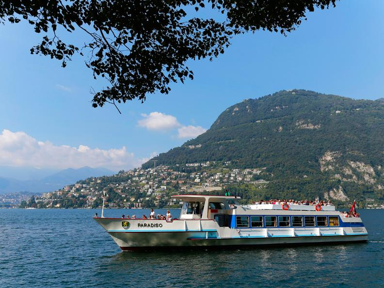 Image 2 - The Lugano Lake and its treasures