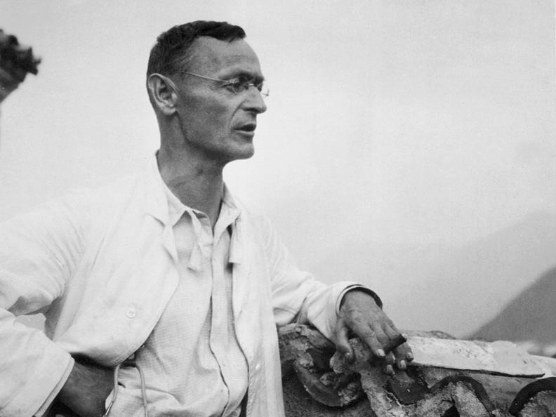 Image 0 - Hermann Hesse: a personality, a story. Let's follow his path