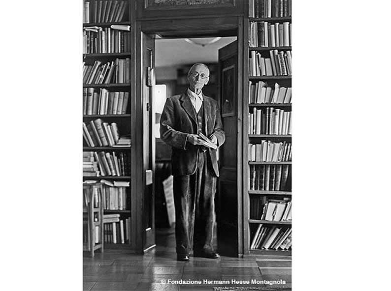 Image 2 - Hermann Hesse: a personality, a story. Let's follow his path