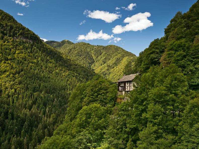 Image 0 - Il progetto Parco Nazionale del Locarnese