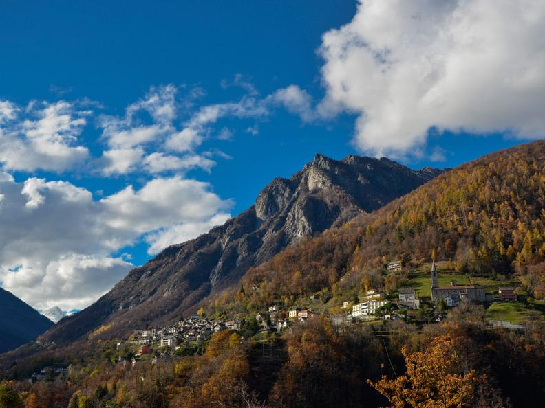 Image 1 - The project of the National Park Locarno